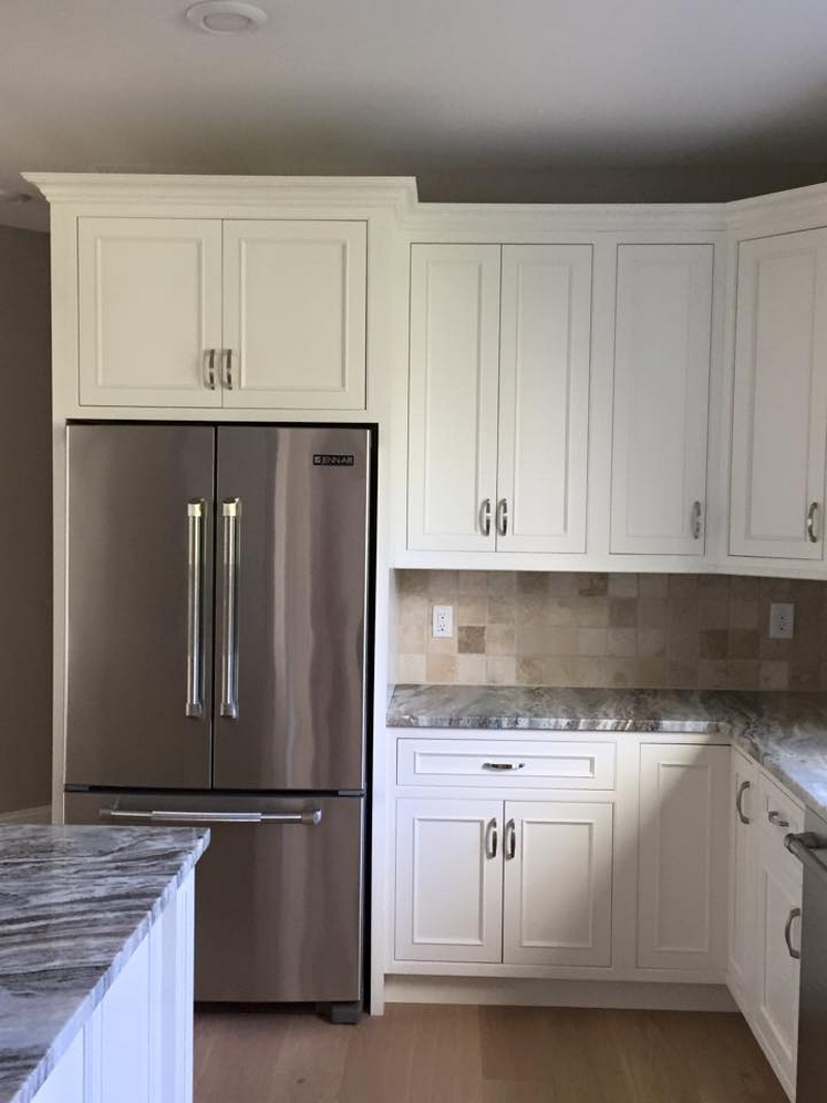 remodeled cabinetry
